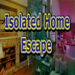 Isolated Home Escape