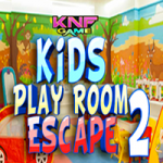 Kids Play Room Escape 2