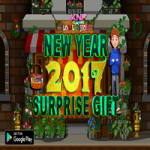 New Year 2017 Surprise Gift