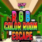 RGB Color Room Escape