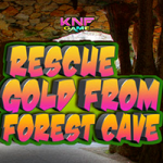 Rescue Gold From Forest Cave
