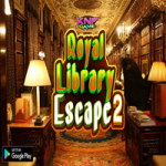 Royal Library Escape 2