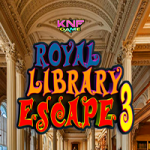 Royal Library Escape 3