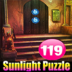 Sunlight Puzzle Escape