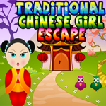Traditional Chinese Girl Escape