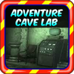 Adventure Cave Lab Escape