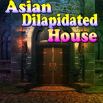 Asian Dilapidated House