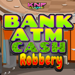 Bank ATM Cash Robbery