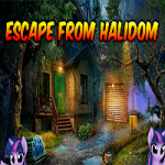 Escape From Halidom