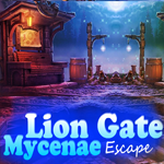 Lion Gate Mycenae Escape