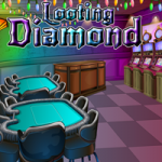 Looting Diamond