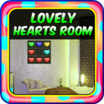 Lovely Hearts Room Escape