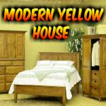 Modern Yellow House Escape