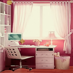 Pink Home Escape