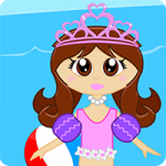 Princess Lilly Pool Escape