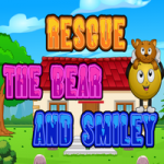 Rescue The Bear And Smiley