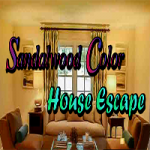 Sandalwood Color House Escape