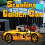 Stealing The Golden Car
