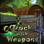 Truck With Weapons