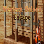 Western Saloon Escape
