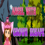 Angel With Crown Escape