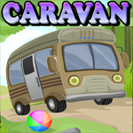 Caravan Escape Games4King