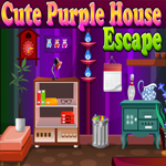 Cute Purple House Escape