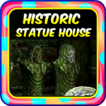 Historic Statue House Escape