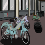 Minja Dream Bike Escape
