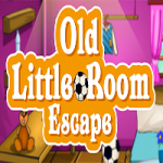 Old Little Room Escape GenieFunGames