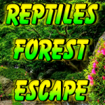 Reptiles Forest Escape