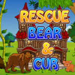 Rescue Bear And Cub