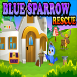 Blue Sparrow Rescue