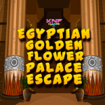 Egyptian Golden Flower Palace Escape
