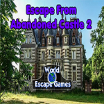 Escape From Abandoned Castle 2 WorldEscapeGames