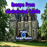 Escape From Abandoned Castle WorldEscapeGames