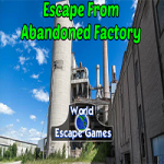 Escape From Abandoned Factory WorldEscapeGames