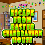 Escape From Easter Celebration House
