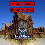 Escape From Ghost Town WorldEscapeGames