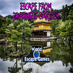 Escape From Japanese Garden WorldEscapeGames