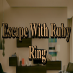 Escape With Ruby Ring