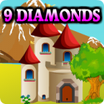 9 Diamonds Escape