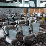 Abandoned Airport Escape
