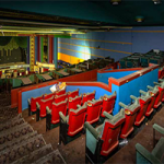 Abandoned Cinema Escape