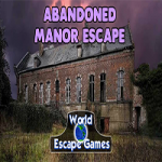 Abandoned Manor Escape WorldEscapeGames