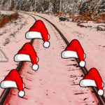After Christmas Train Ride Escape