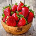 Amajeto Strawberries