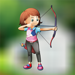 Archery Girl Escape