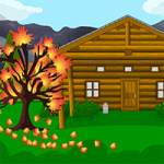 Autumn Cabin Escape