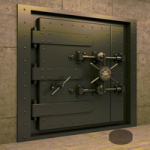 Bank Vault Trapped Escape